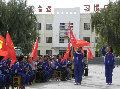 """西坝小学""""铭记历史,缅怀先烈,珍爱和平,开创未来"""" ----------------观看《开学第一课》"""