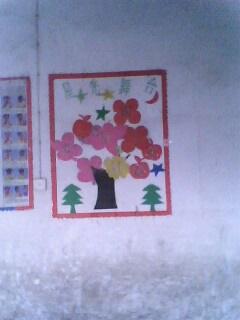 延津县石婆固乡太平庄小学二年级心愿墙图片
