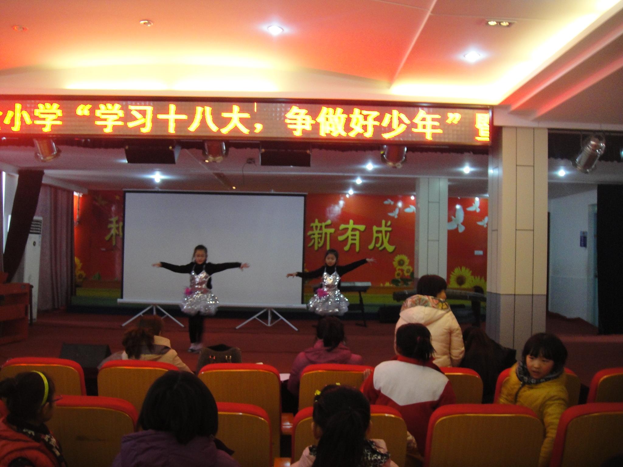 山东省阳谷县第二实验小学红领巾相约中国梦活动图片图片