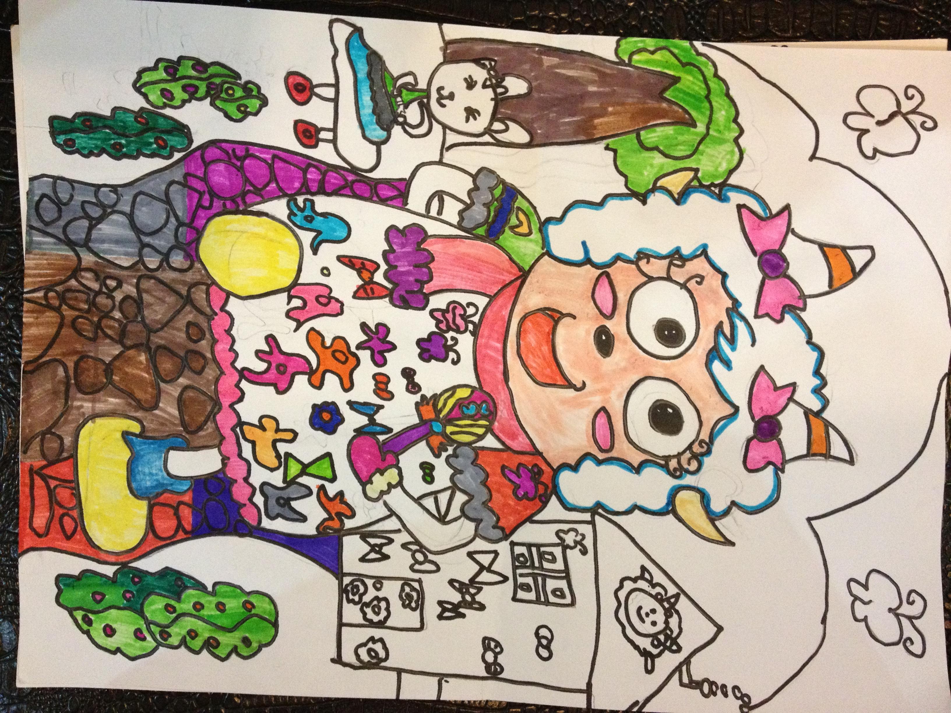 画出我的梦想 - 儿童节创意游戏设计 - 活动 - 未来网