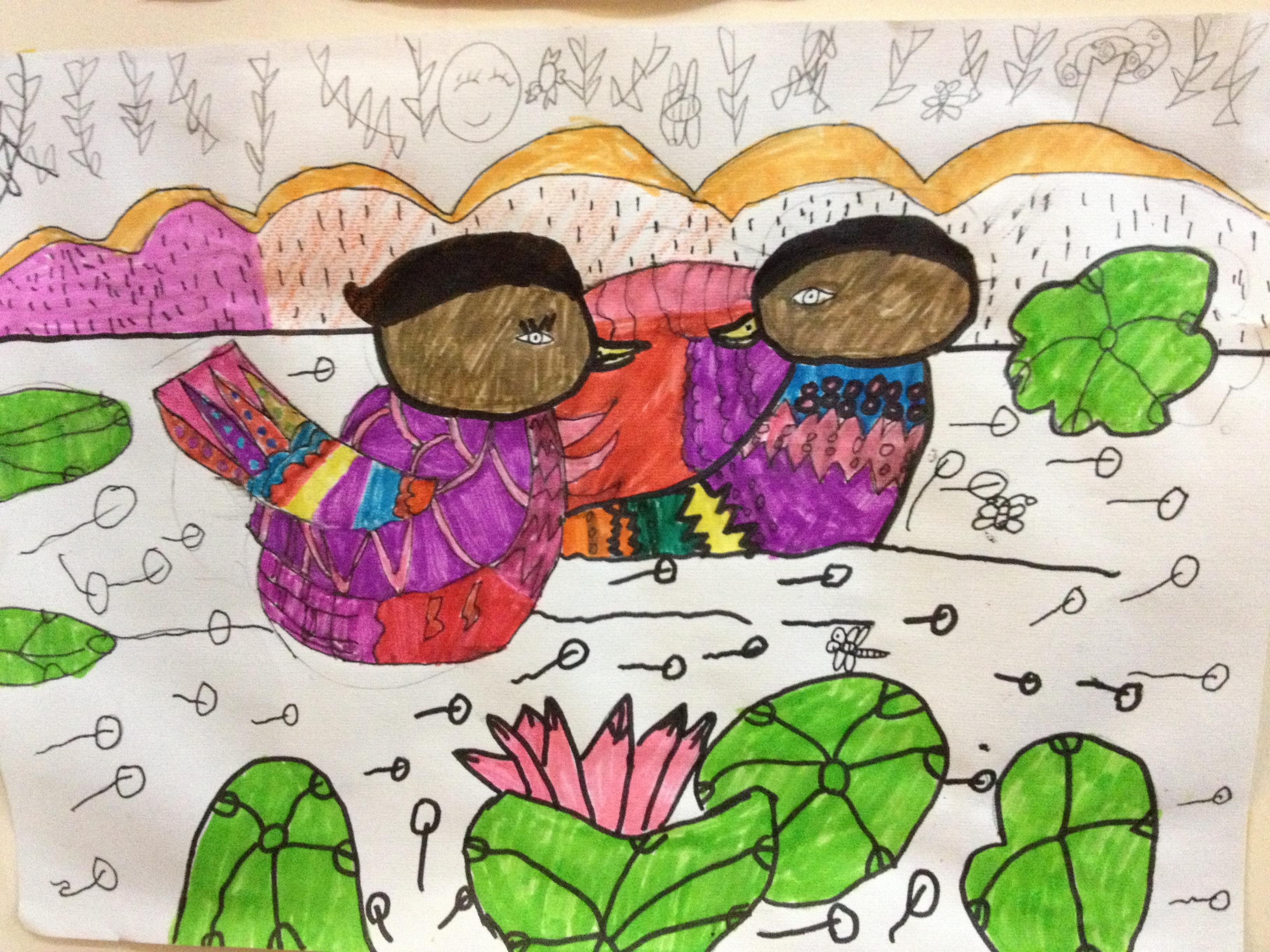 画出我的梦想 - 儿童节创意游戏设计