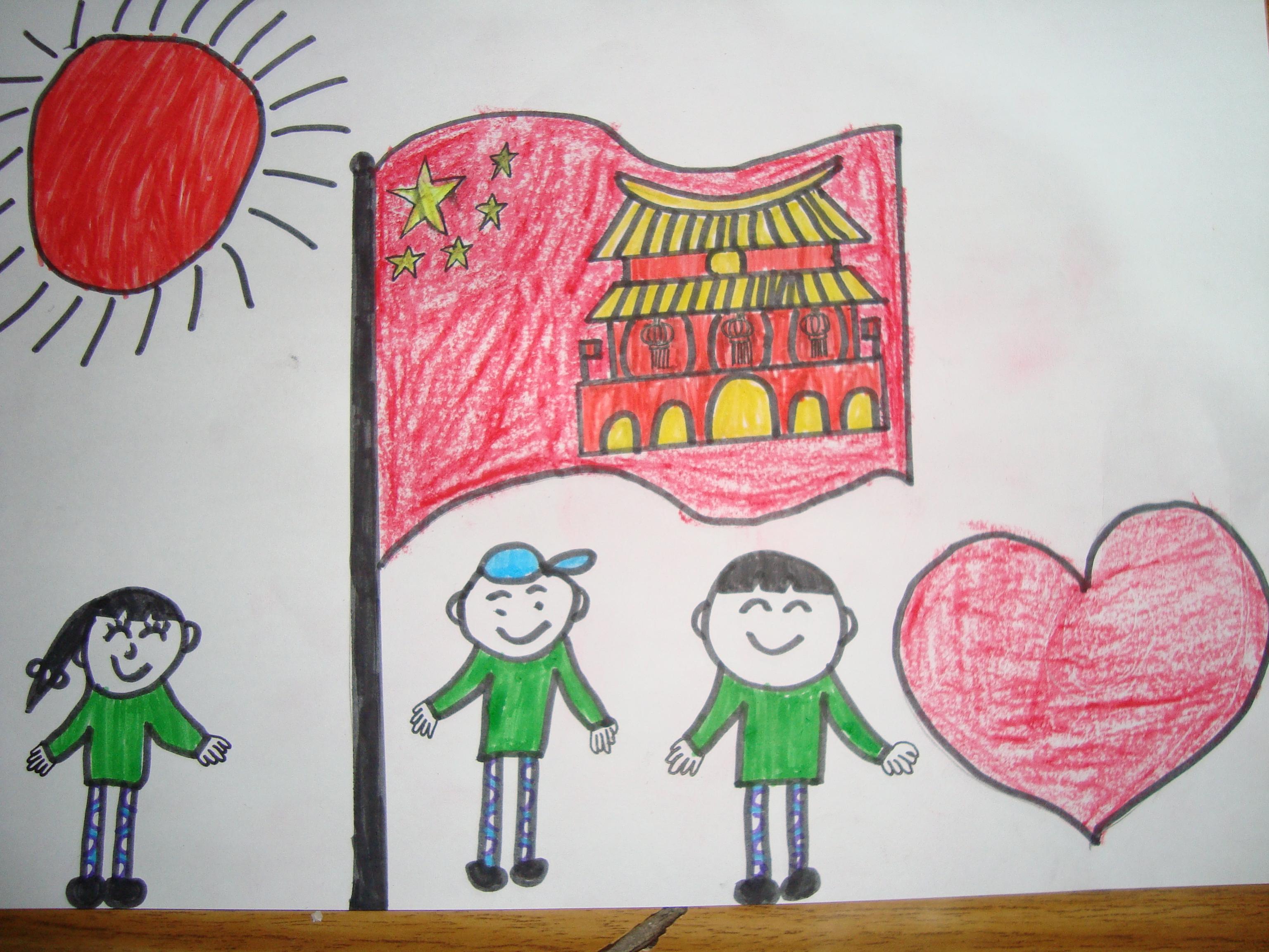 design 幼儿参赛绘画作品欣赏_画画大全  少儿儿童画画图片_少儿儿童图片