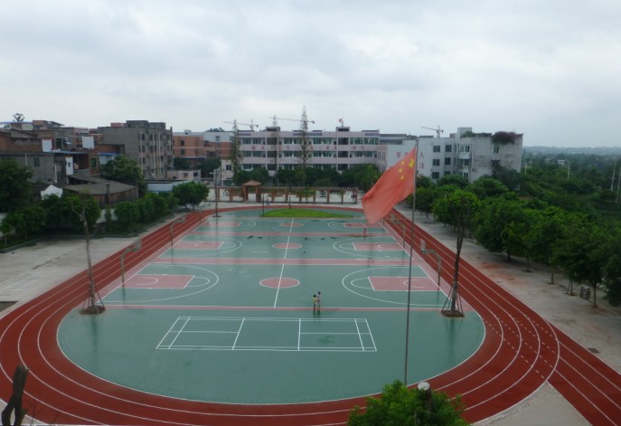 泸州市龙马潭区长安乡中心学校