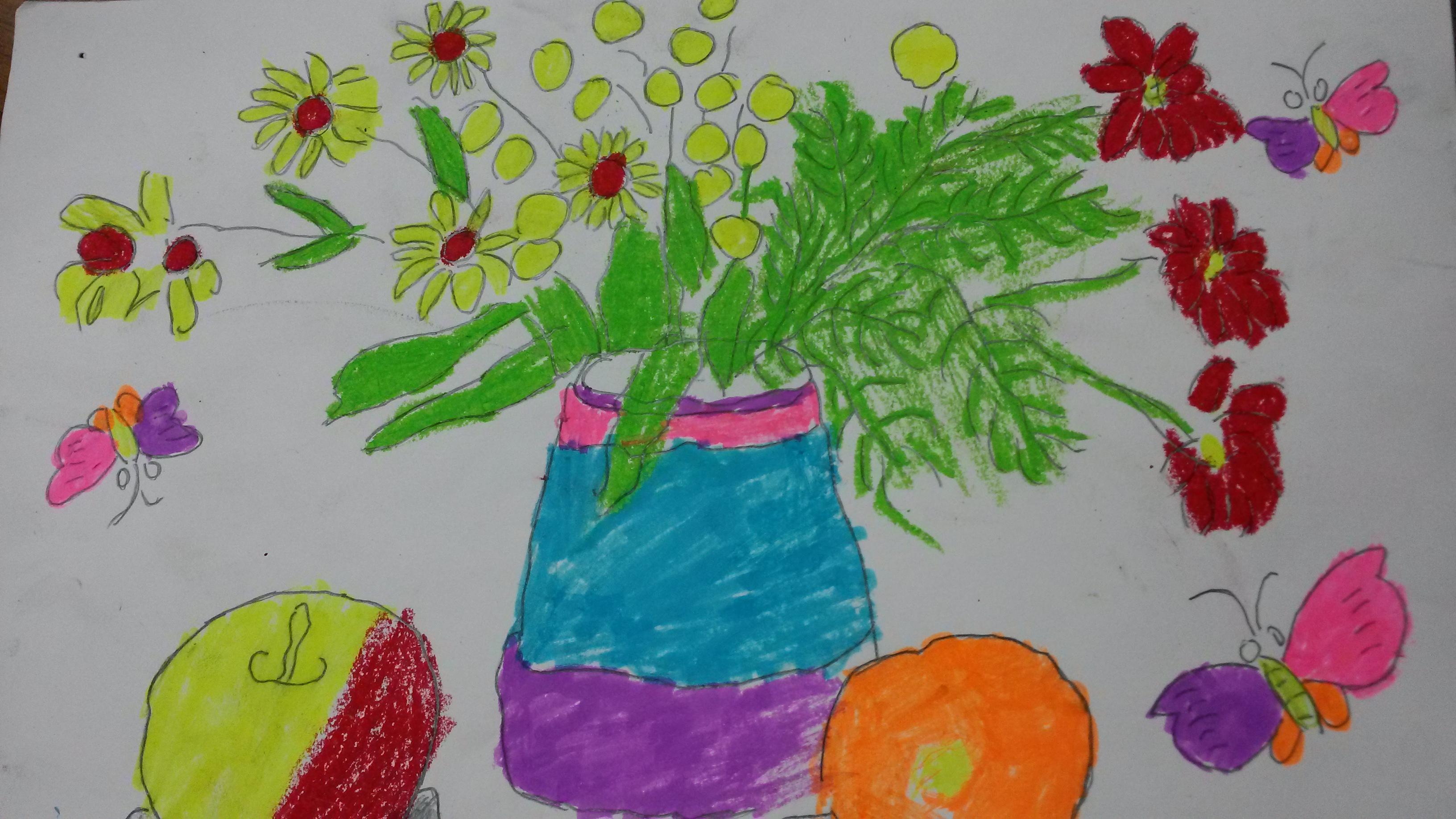 爱祖国的优秀画-爱祖国儿童画图片大全_我爱祖国的绘画_爱祖国的绘画
