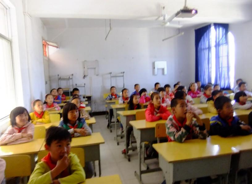 """贵州省安顺市开发区幺铺小学""""红领巾相约中国梦""""主"""