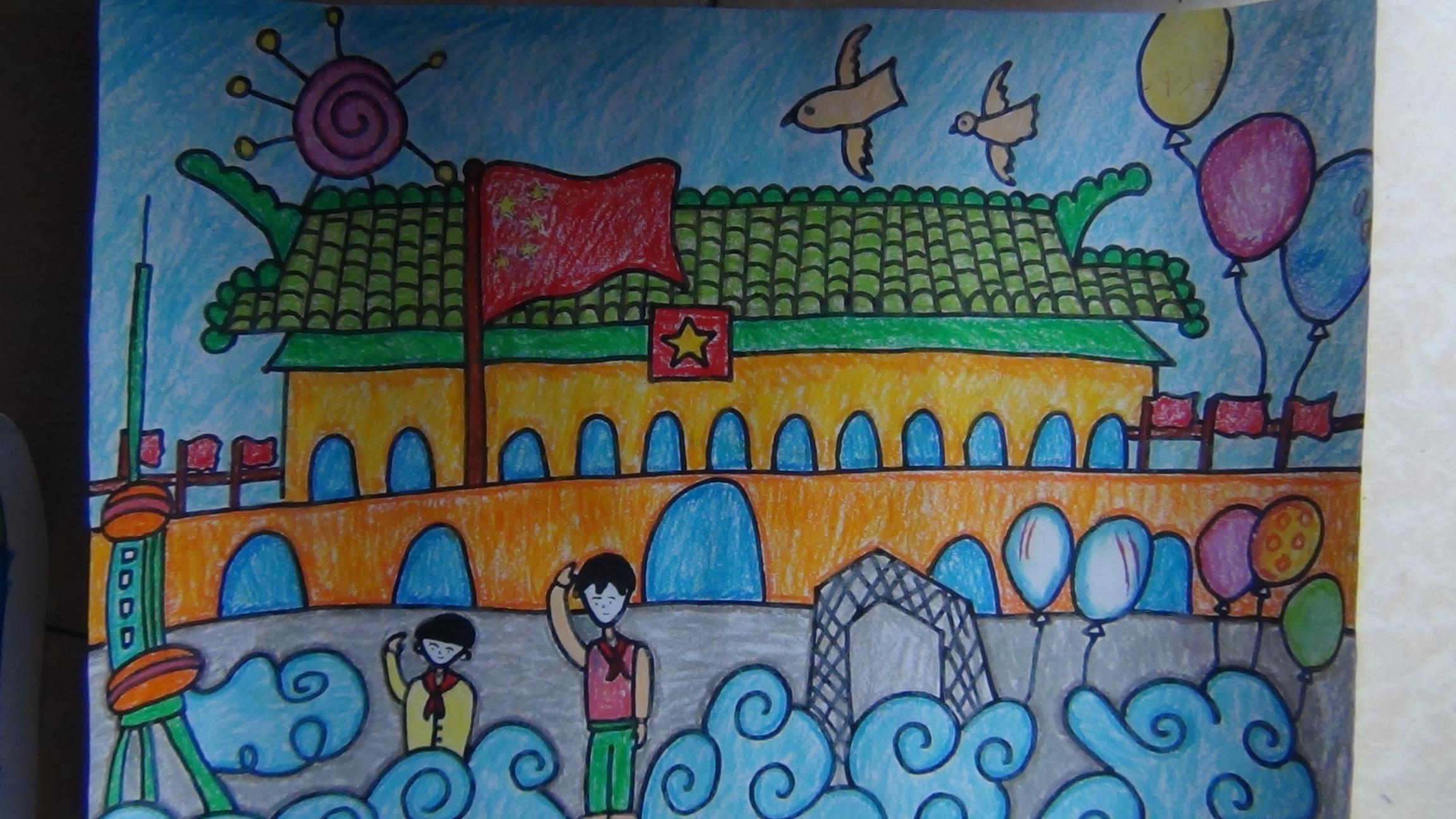 儿童画 2304_1296