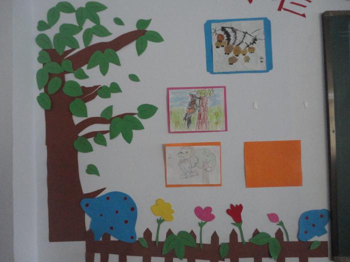 画教室里的风景
