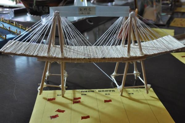 天津市河东区街坊网站一一中队创意桥小学作品手工金陆小学图片