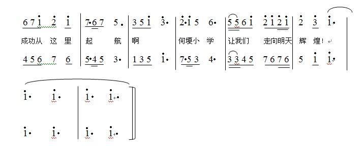 小学简单的电路图各部分名称