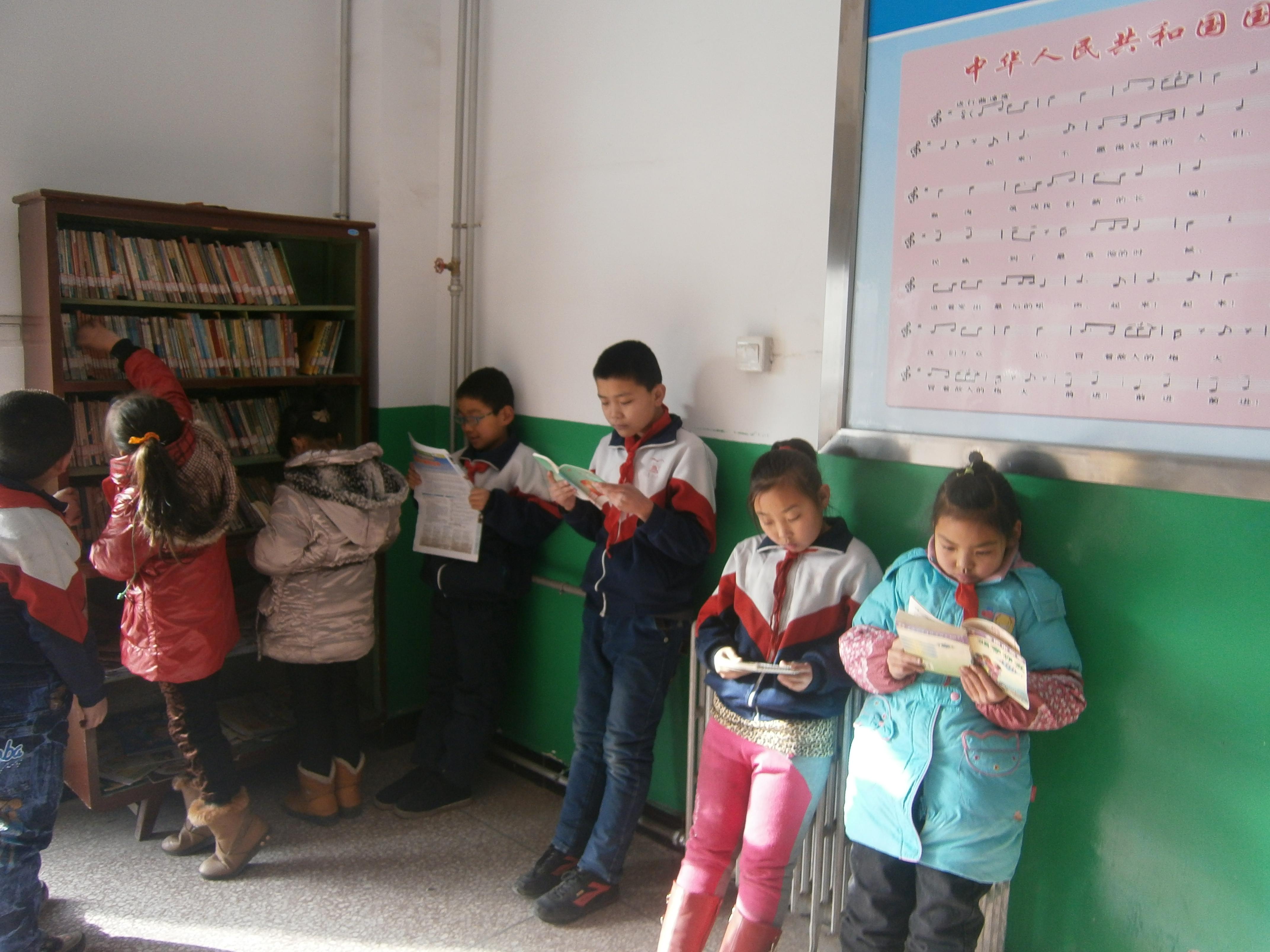 沧州市青县城里中心小学'快乐的课间十分钟' -