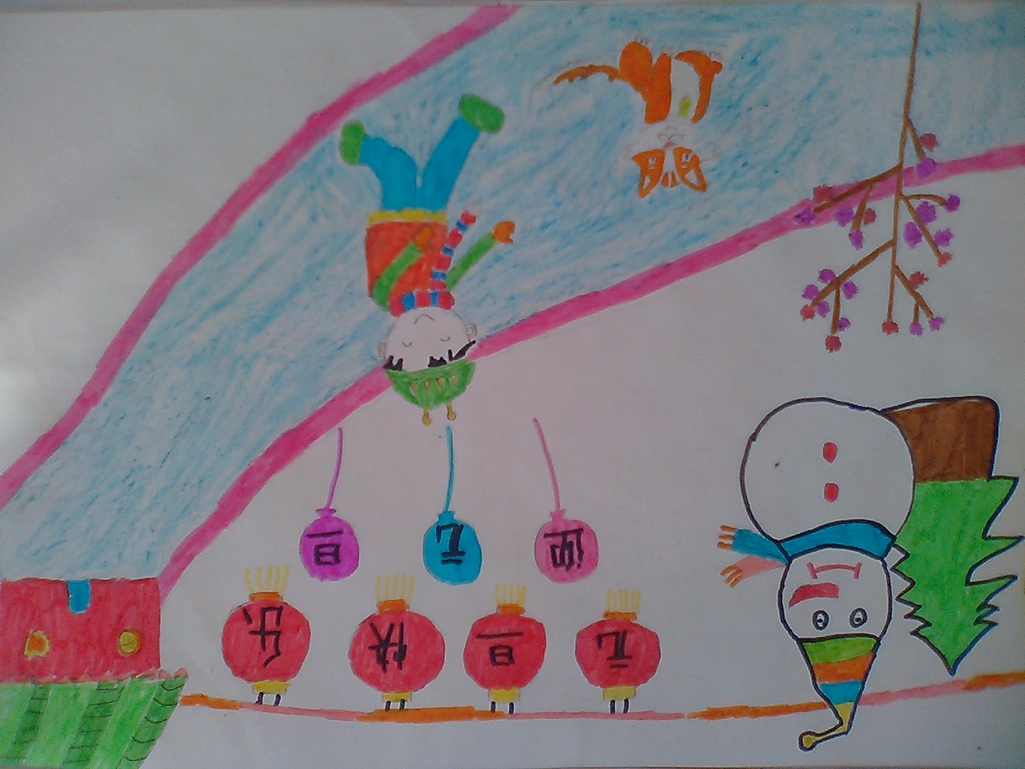 1  1 大图浏览 分享到:  东街学校开展庆元旦绘画,征文及手抄报活动.