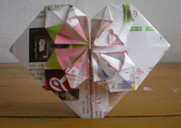 折纸建筑类步骤图