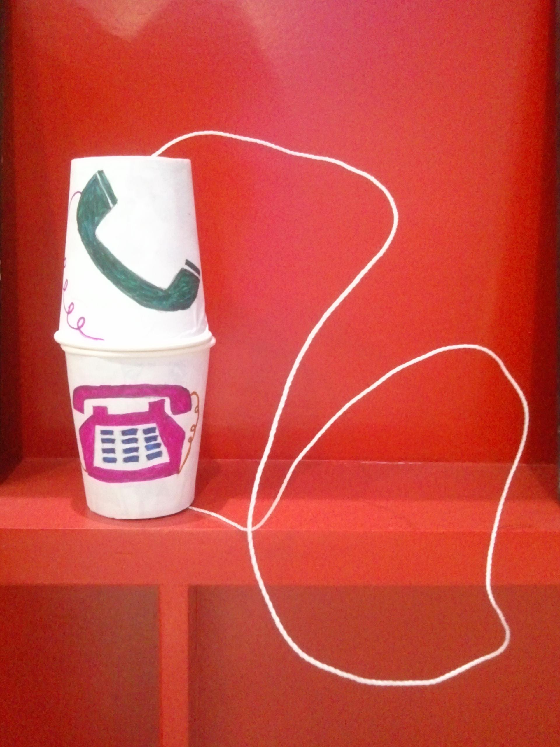 土电话 - 红领巾相约中国梦