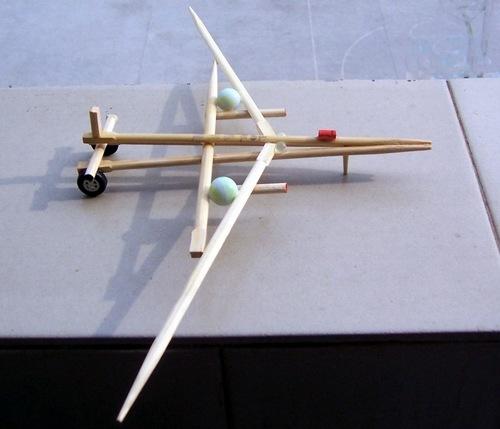 刘集小学科技创新大赛作品