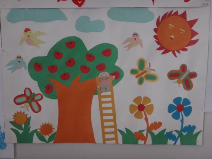 儿童画 700_525