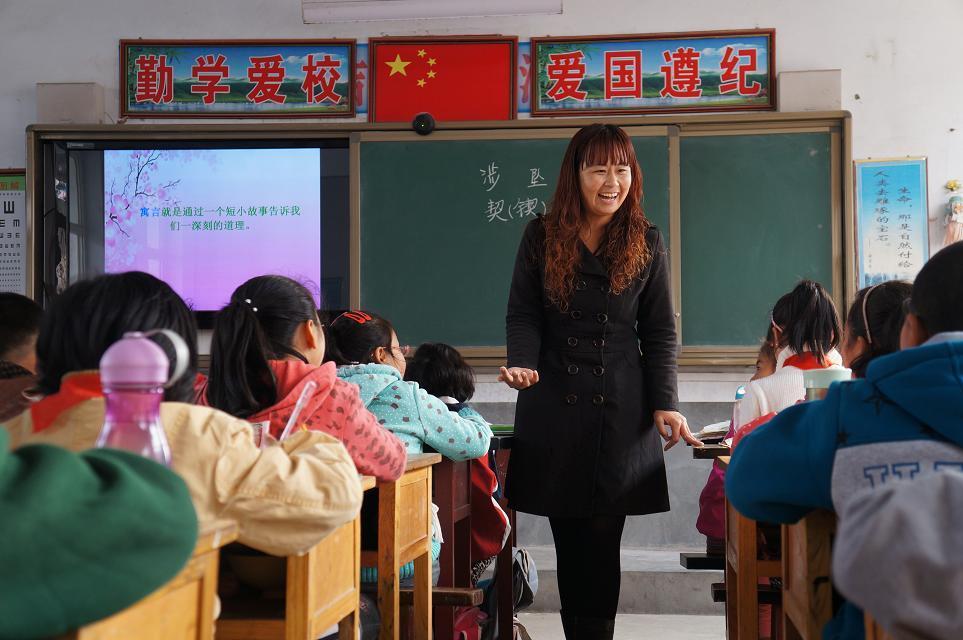 赤水小学 教师个人风采展示 大赛