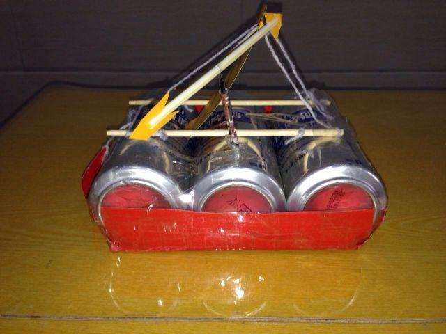 常简单的小发明小制作 材料在生活中非常常见的图片