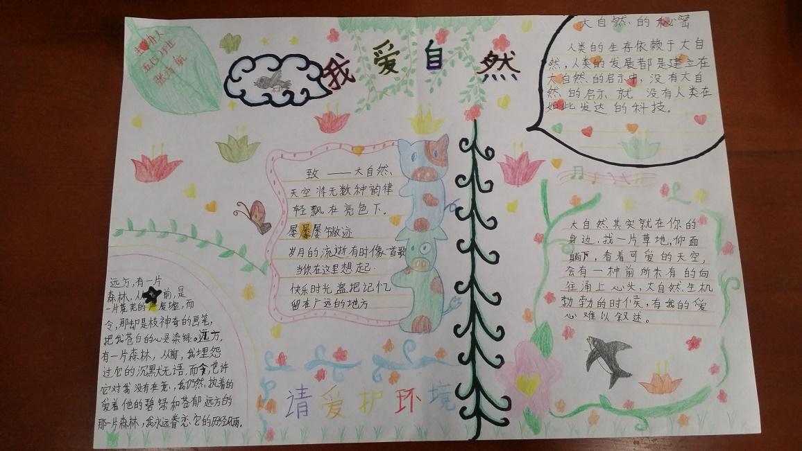 植树节手抄报 红领巾相约中国梦 寻找科技创新小博士 原创作品征集活图片