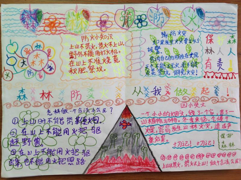 队员手抄报 全国青少年生态文明教育体验活动 活动 未来网红领巾集结号
