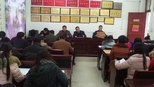2017春,安寨中学政治学习