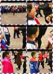 英华园学校举行第一届英语口语比赛