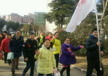[镇江润州]爱心手拉手 成长心连心 ——镇江实验学校小橘灯志愿者走进镇江市福利院