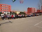 安寨中学校运会