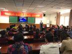 张公山三小举行教学开放日活动