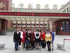 岩寺镇中心学校赴合肥南国花园小学开展校际交流活动