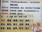 长汀羊牯中心学校校训