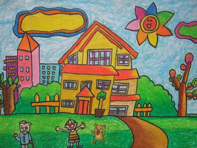 """我要画一张主题是""""美丽家乡""""的手抄报,(要写关于铁力的)怎么画?"""