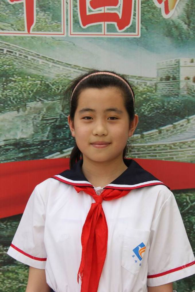 淮北市翠峰路小学小学之星--李嘉亿校园赵西在图片