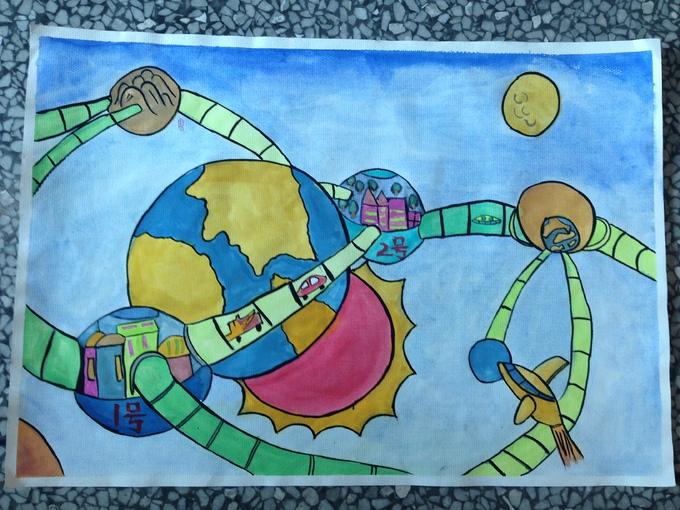 星球联盟图片