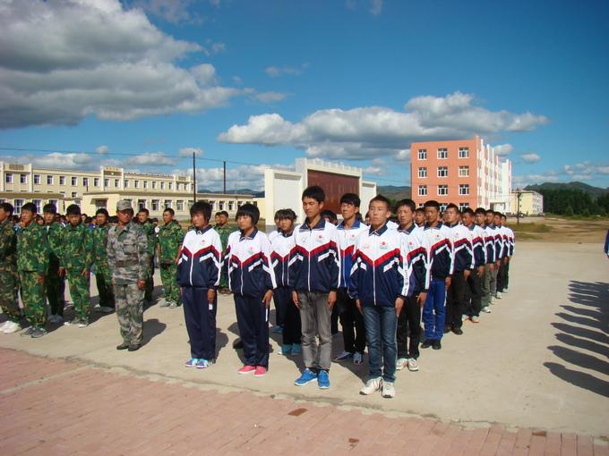 内蒙古兴安盟科右前旗德伯斯中学