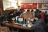 上街区教科研中心教科室主任杨扬和周晓红老师来中心路小学开展调研活动