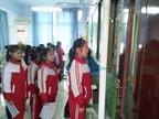 山东莱芜凤城中心小学:健康体检 快乐成长
