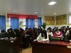 四川省彭州市升平小学组织学习《宗教事务条例》